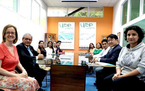 EACH firma convênio com a Universidad Nacional de Frontera, do Peru
