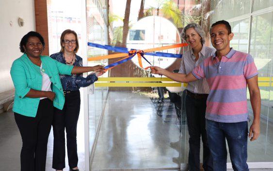 EACH inaugura duas novas salas para o desenvolvimento de atividades de Cultura e Extensão