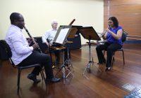 OSUSP realiza concerto com Trio de Sopros na EACH