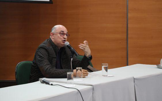 """""""Identidade, Tolerância e Construção da Noção de Nordeste"""" foi tema de palestra ministrada por Durval Muniz"""