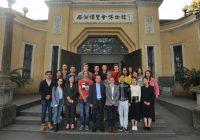 Aluno da pós-graduação em Turismo da EACH participa de evento internacional na China