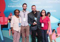Prêmio Longevidade Bradesco contempla dois trabalhos da EACH