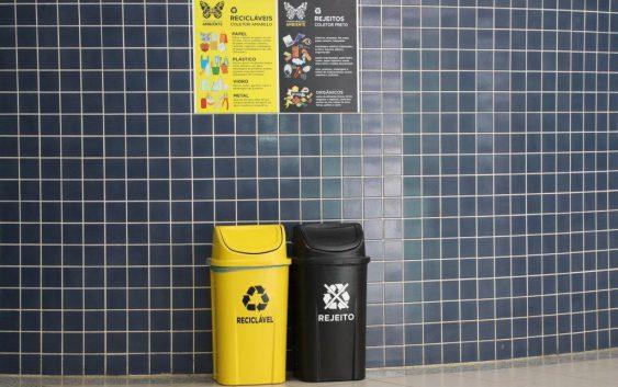 Escola implanta projeto para reciclagem de resíduos