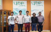 EACH recebe visita de professores do México e Indonésia para internacionalização de pesquisa e ensino