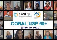 Confira a produção musical do Coral 60+ da EACH