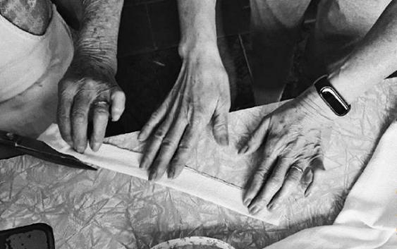 Alunos criam catálogo com produções artísticas sobre envelhecimento e COVID-19