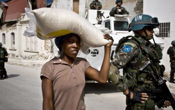 """Experiências de um uspiano da EACH na ONU: """"Onde há conflito, aumenta a fome"""""""