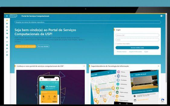 USP lança novo portal de serviços para a comunidade universitária