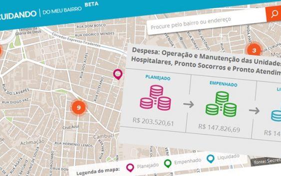 """Projeto """"Cuidando do Meu Bairro"""" recebe menção honrosa no Prêmio Luiz Fernando de Computação"""