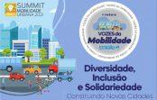 Professoras da EACH recebem a premiação: Estadão 2021 – Vozes da Mobilidade
