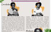 """Ciclo de Debates """"Memórias e histórias das culturas negras no Brasil"""""""