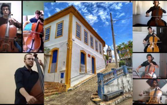 Apresentação musical a partir de projeto da EACH integra alunos argentinos e brasileiros